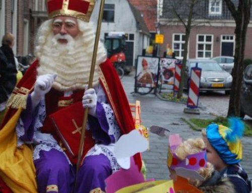 Sinterklaas was op bezoek bij Diedeldumpie